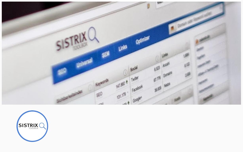 Cover SISTRIX Vídeos